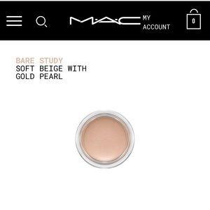 MAC Paint Pot - Bare Study